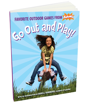 Go Out and Play! book cover