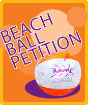 Beach Ball Petition
