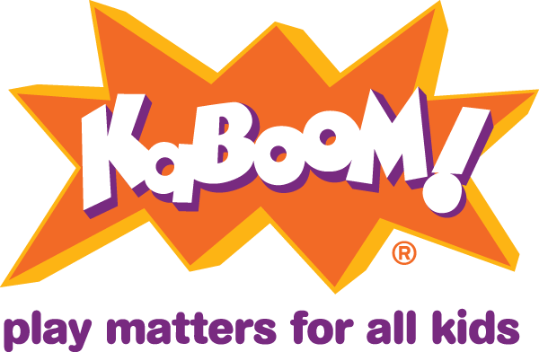 KaBOOM! logo and tagline