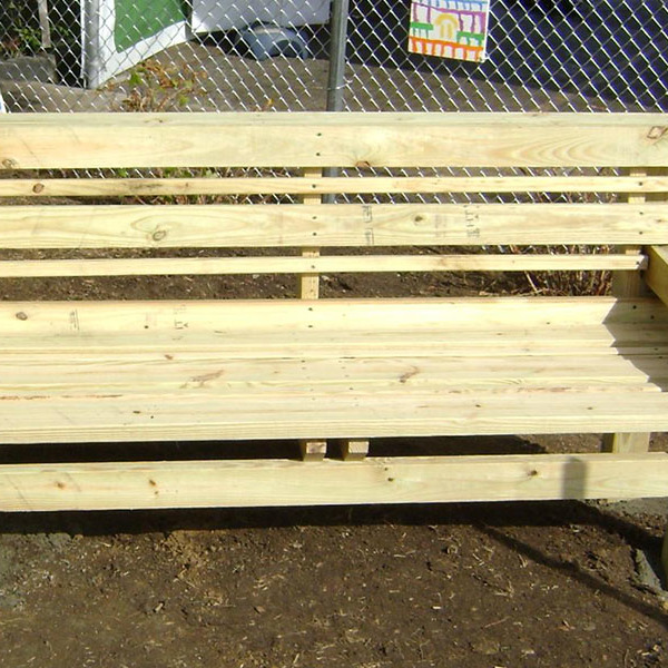 How To Build a Mendocino Bench