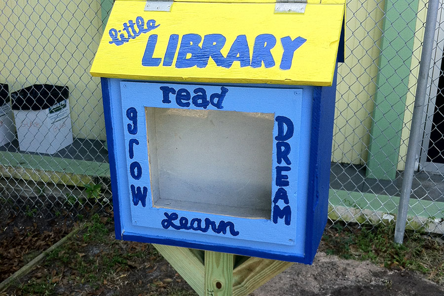 Little Library 1