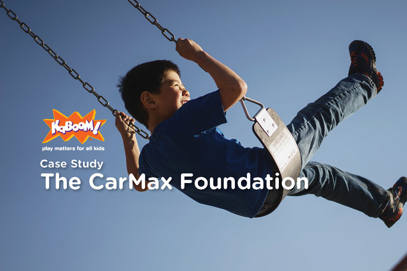 The CarMax Foundation Case Study cover