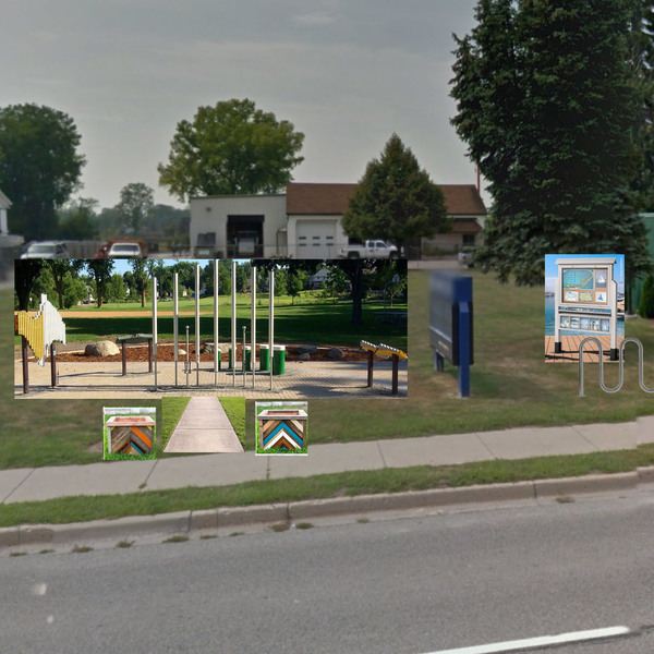 Play Everywhere Challenge - Bridge to Bay Musical Parklet