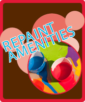 Repaint Amenities