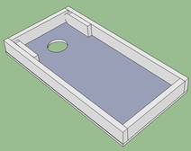 Build Step 4 3D Illustration
