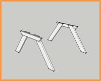 How To Build A Picnic Table KaBOOM - Picnic table leg angle